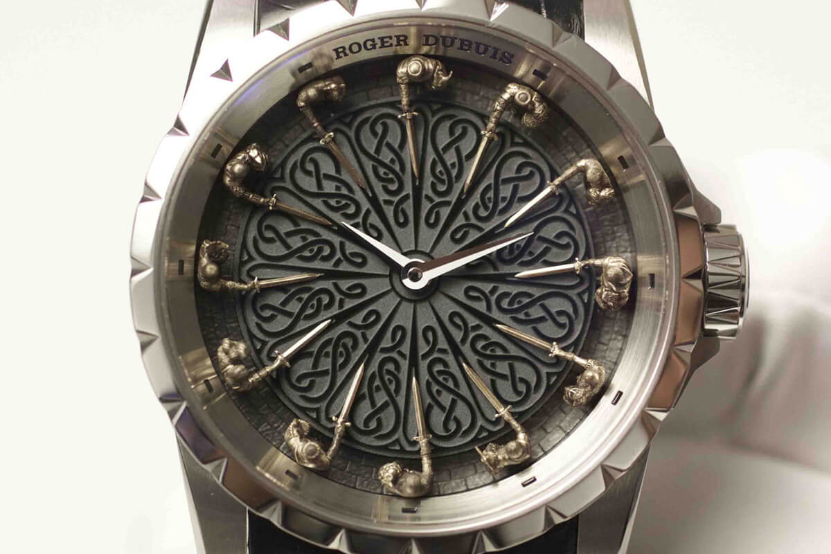 Roger Dubuis Knights of the Round Table II - 6