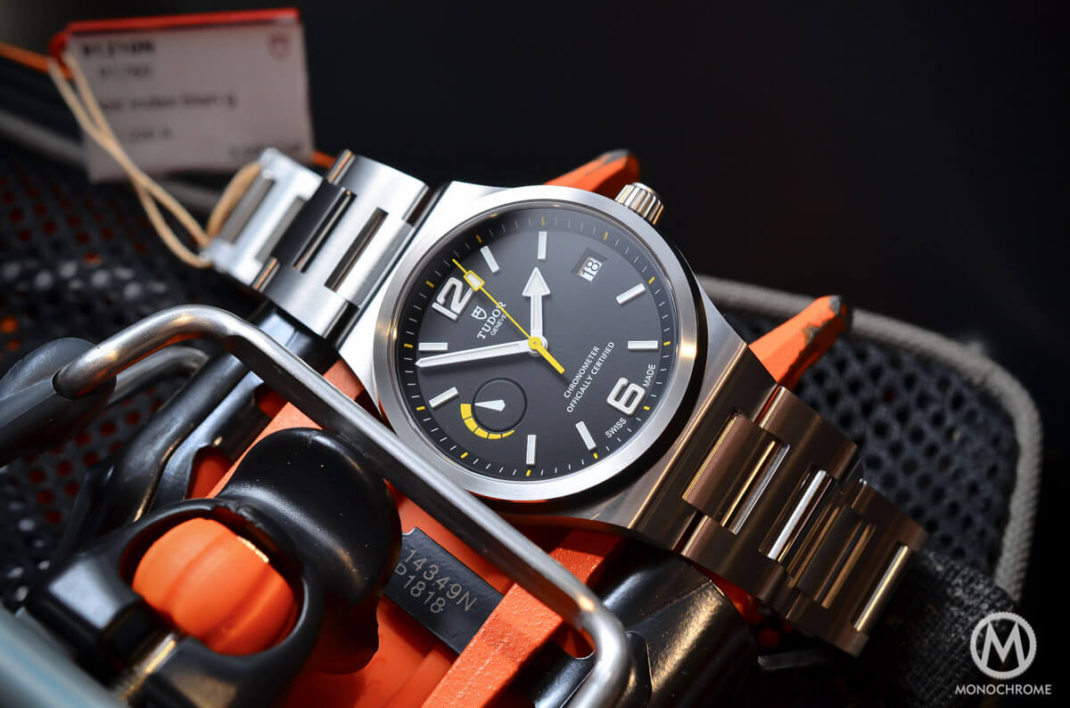 Tudor North Flag Baselworld 2015 - 1