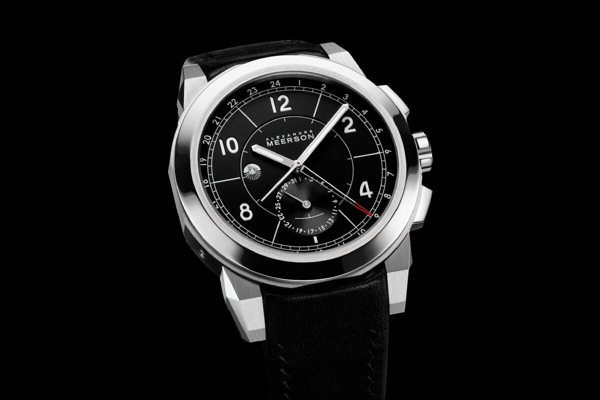 Alexandre Meerson D15 MK-1 GMT - 5