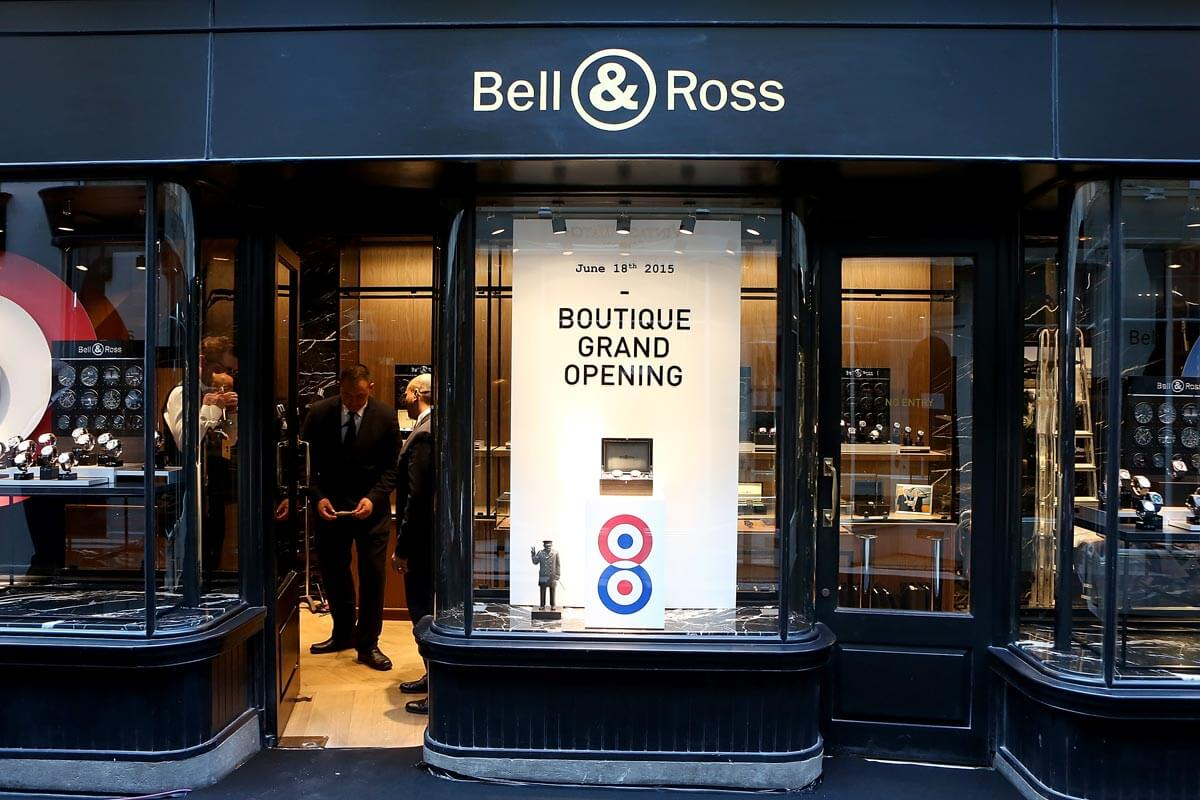Bell & Ross boutique London