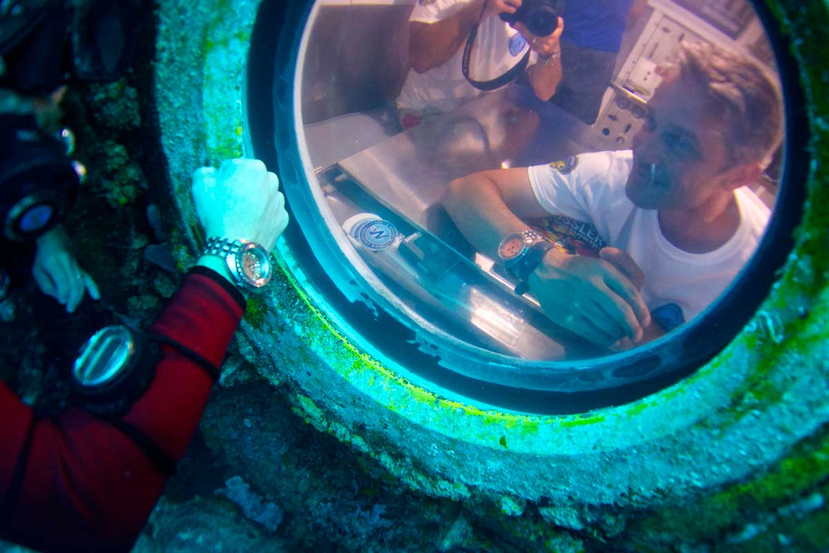 Doxa and Fabian Cousteau Mission31