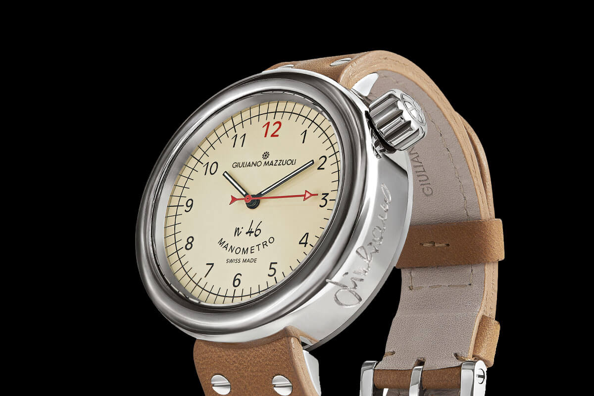 Giuliano Mazzuoli Manometro 10th anniversary Limited Edition