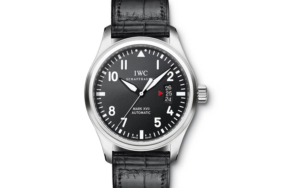 IWC Pilot Watch Mark XVII