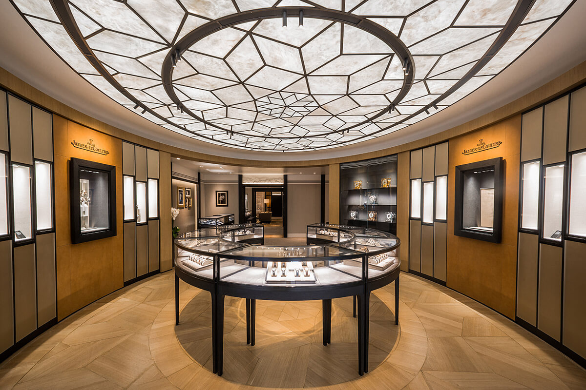 Jaeger LeCoultre London Flagship Boutique