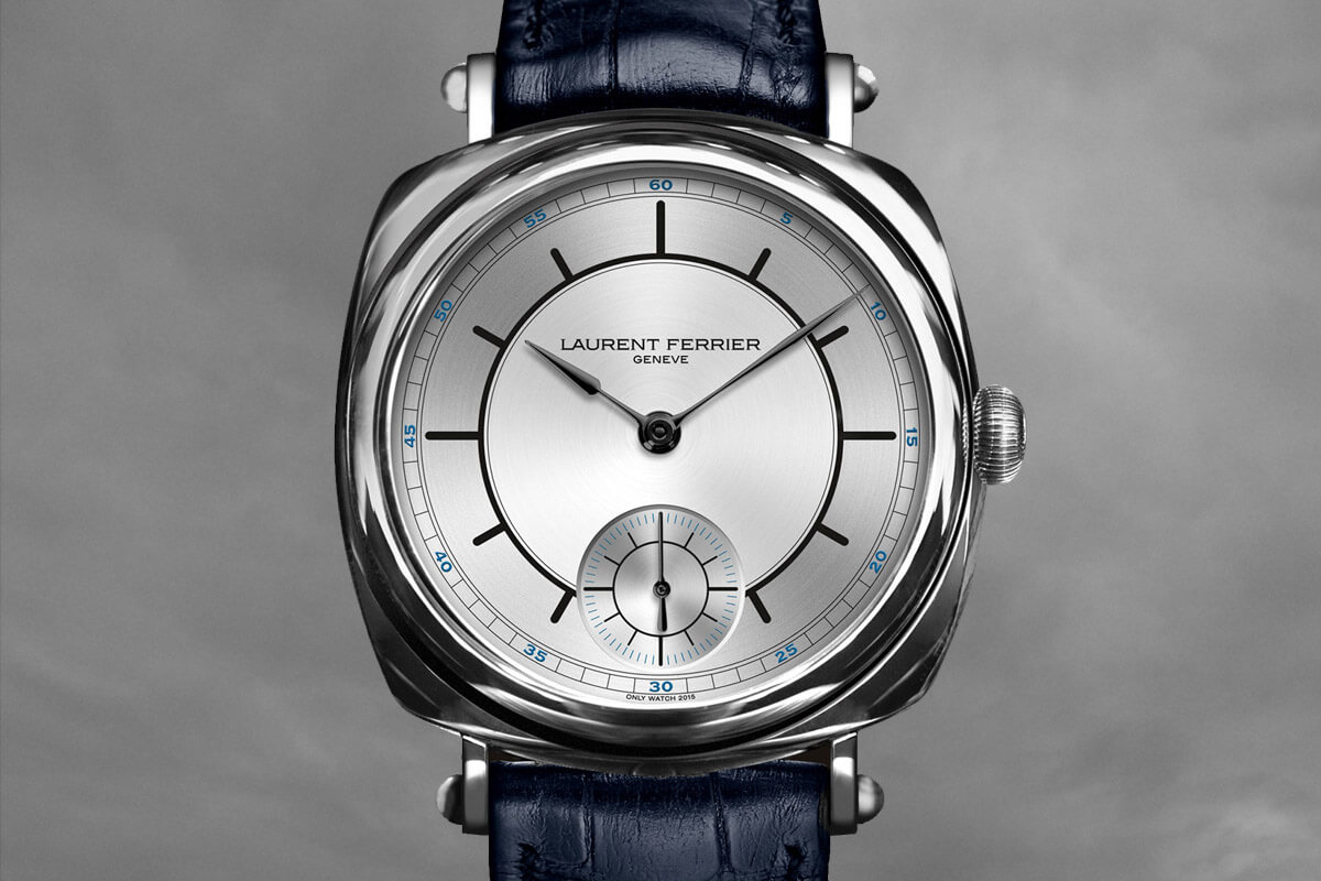 Laurent Ferrier Galet Square Sector Dial Unique Piece Only Watch 2015 - 2