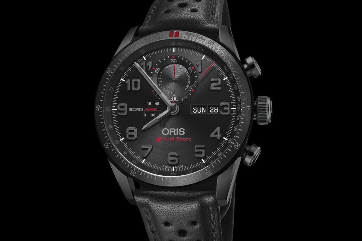 Oris Audi Sport Limited Edition II Chronograph - 1