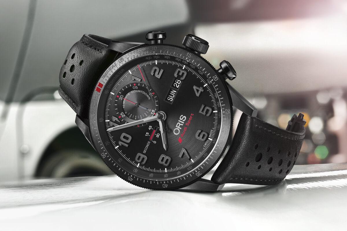 Oris Audi Sport Limited Edition II Chronograph - 3