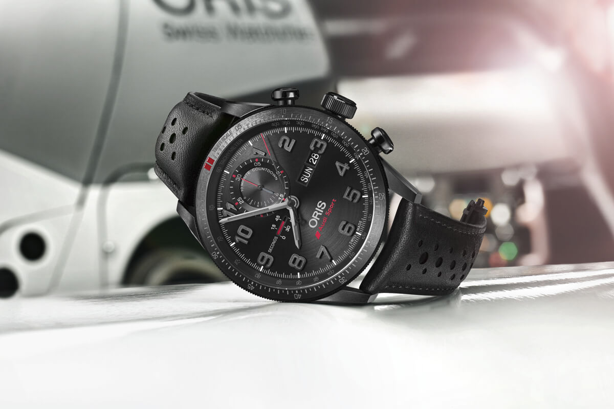 879af288a Introducing the Oris Audi Sport Limited Edition II Chronograph (specs & pri.