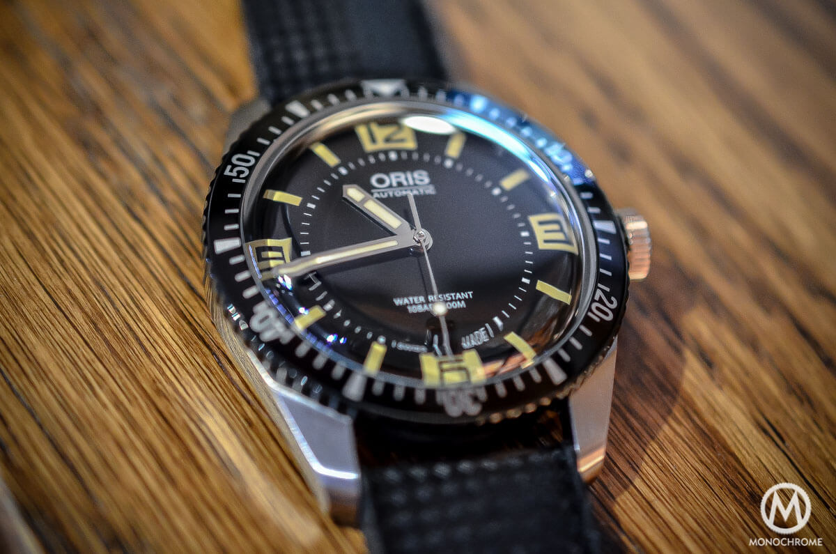 Oris Divers Sixty Five - 1
