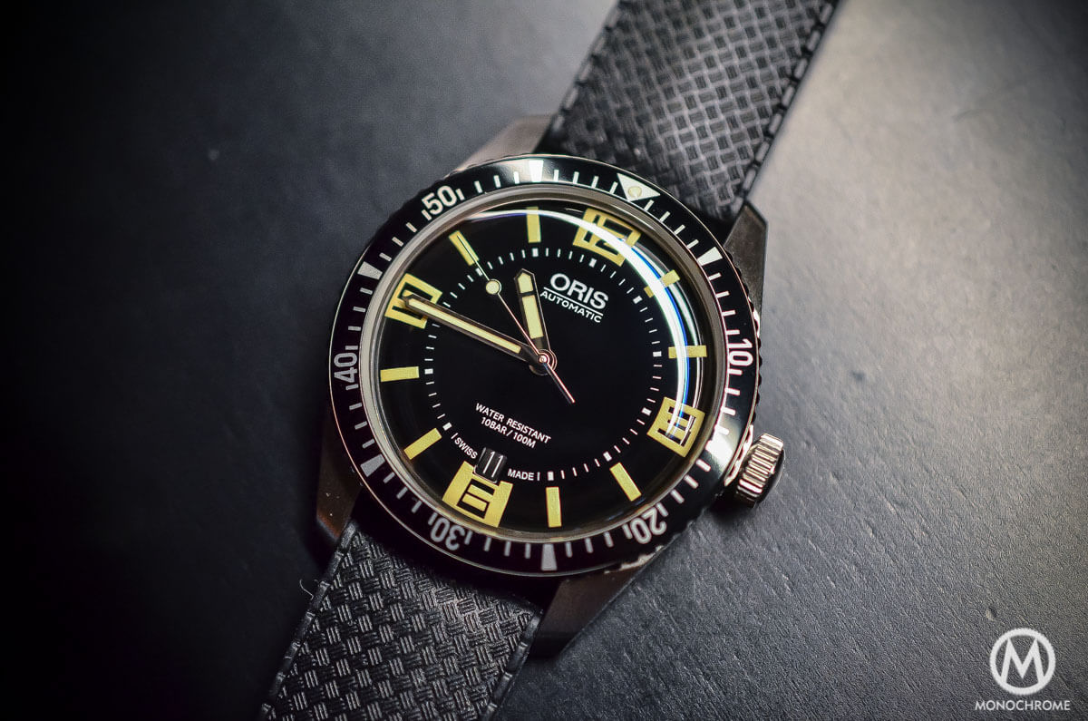 Oris Divers Sixty Five - 2