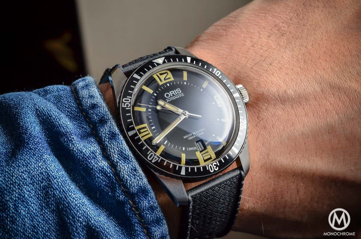 Oris Divers Sixty Five - 4