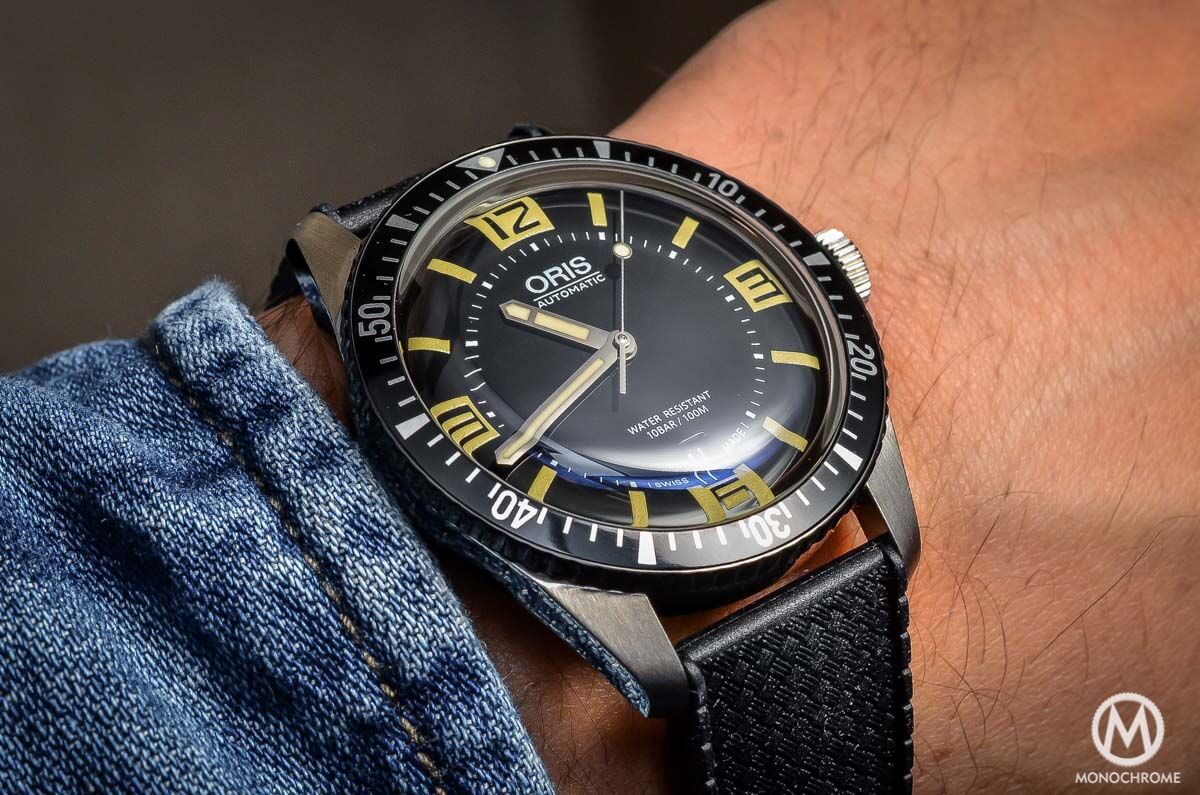 Oris Divers Sixty Five - 5