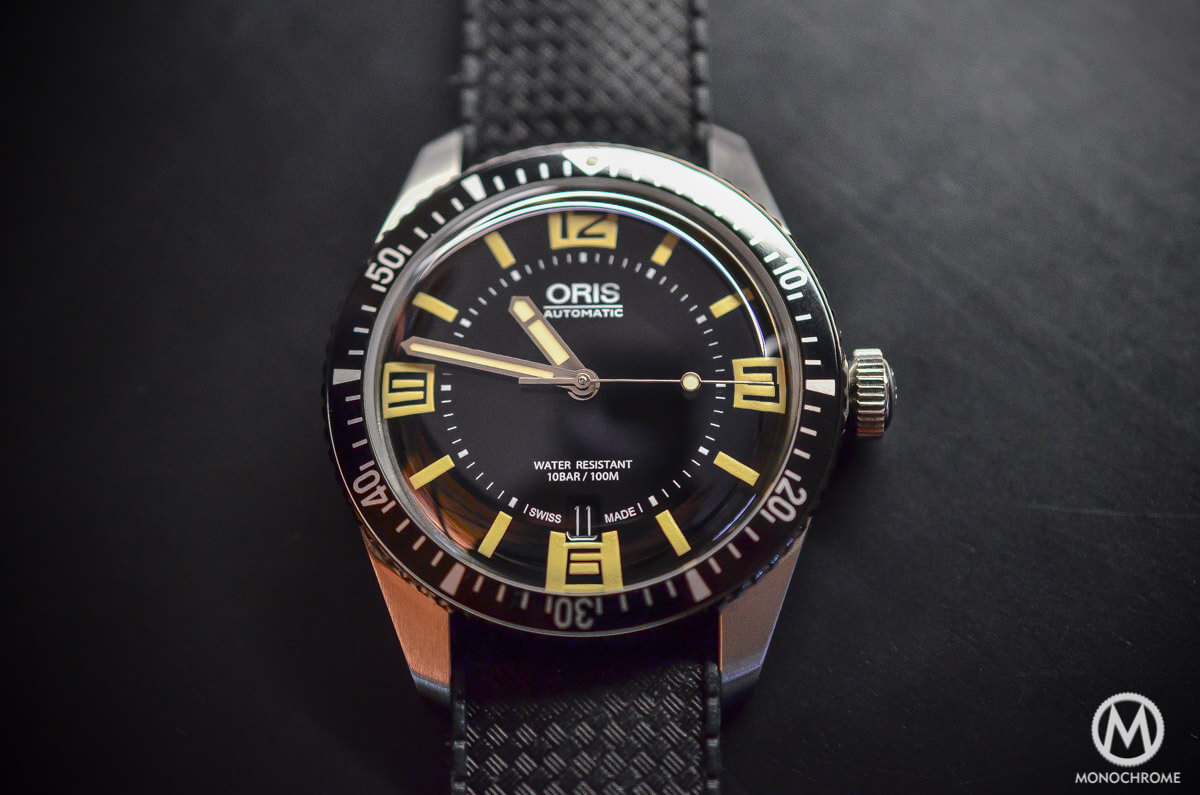 Oris Divers Sixty Five - 7