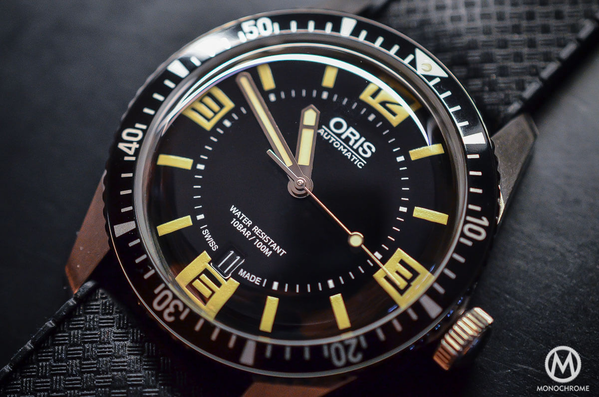 Oris Divers Sixty Five - 9