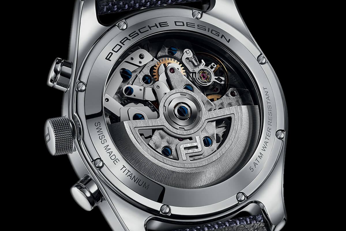 Porsche Design Chronotimer Series 1 - 1