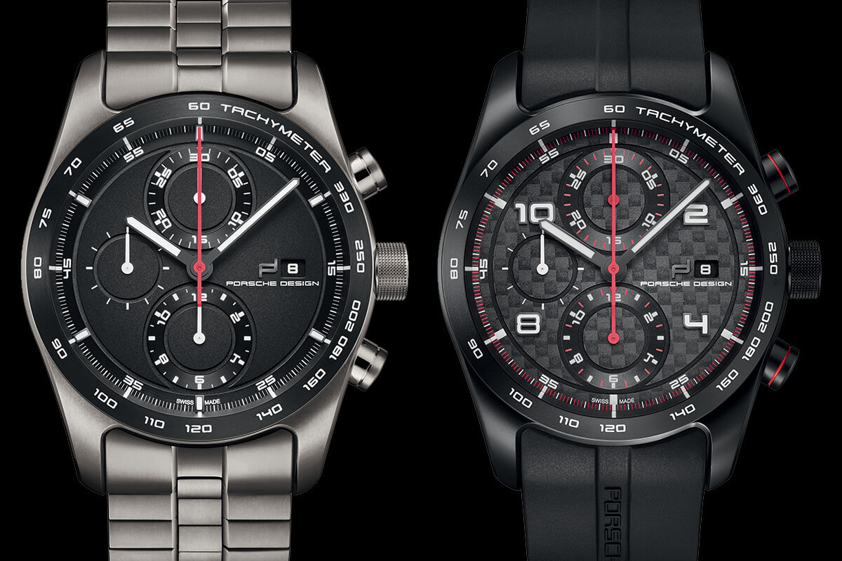 Porsche Design Chronotimer Series 1 - 2
