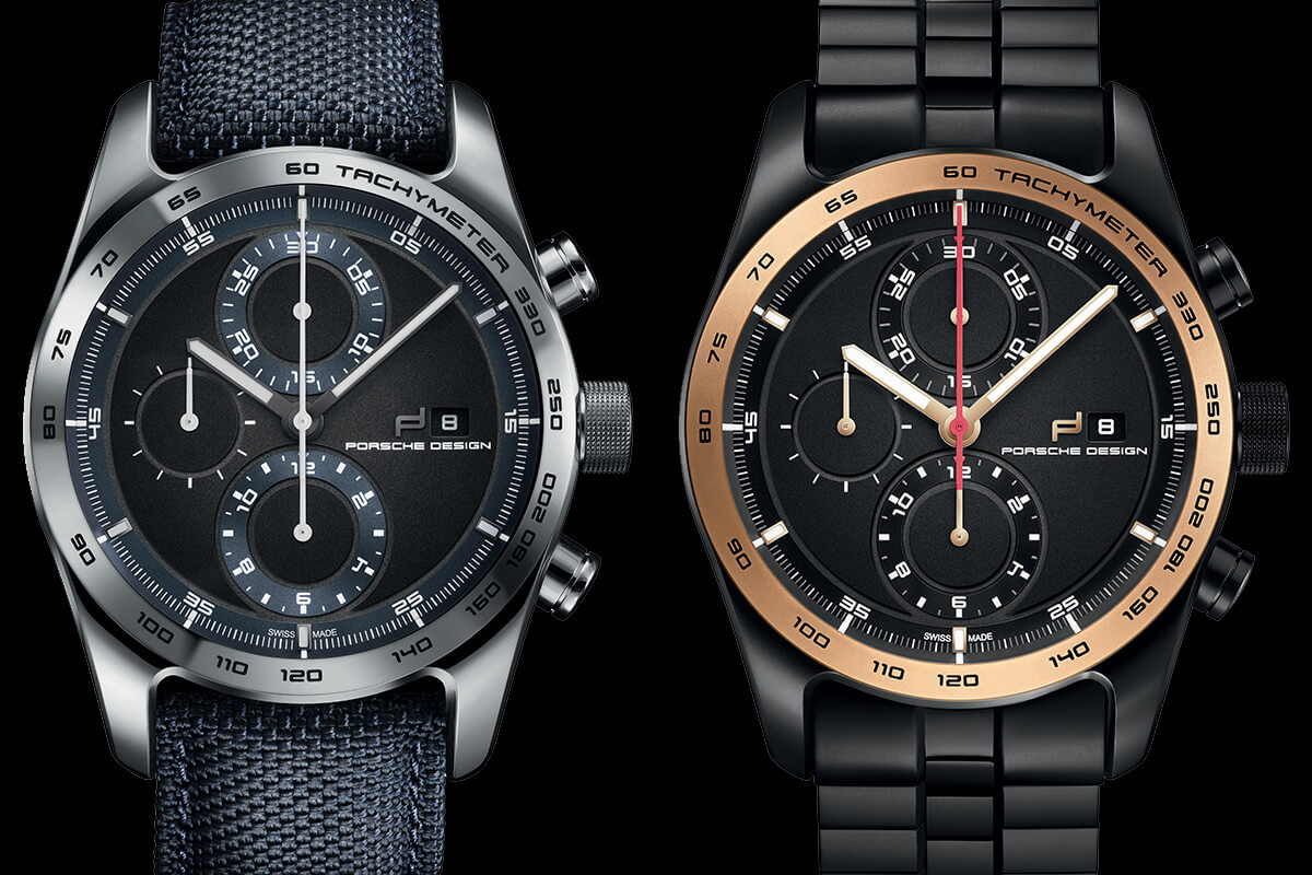 Porsche Design Chronotimer Series 1 - 4