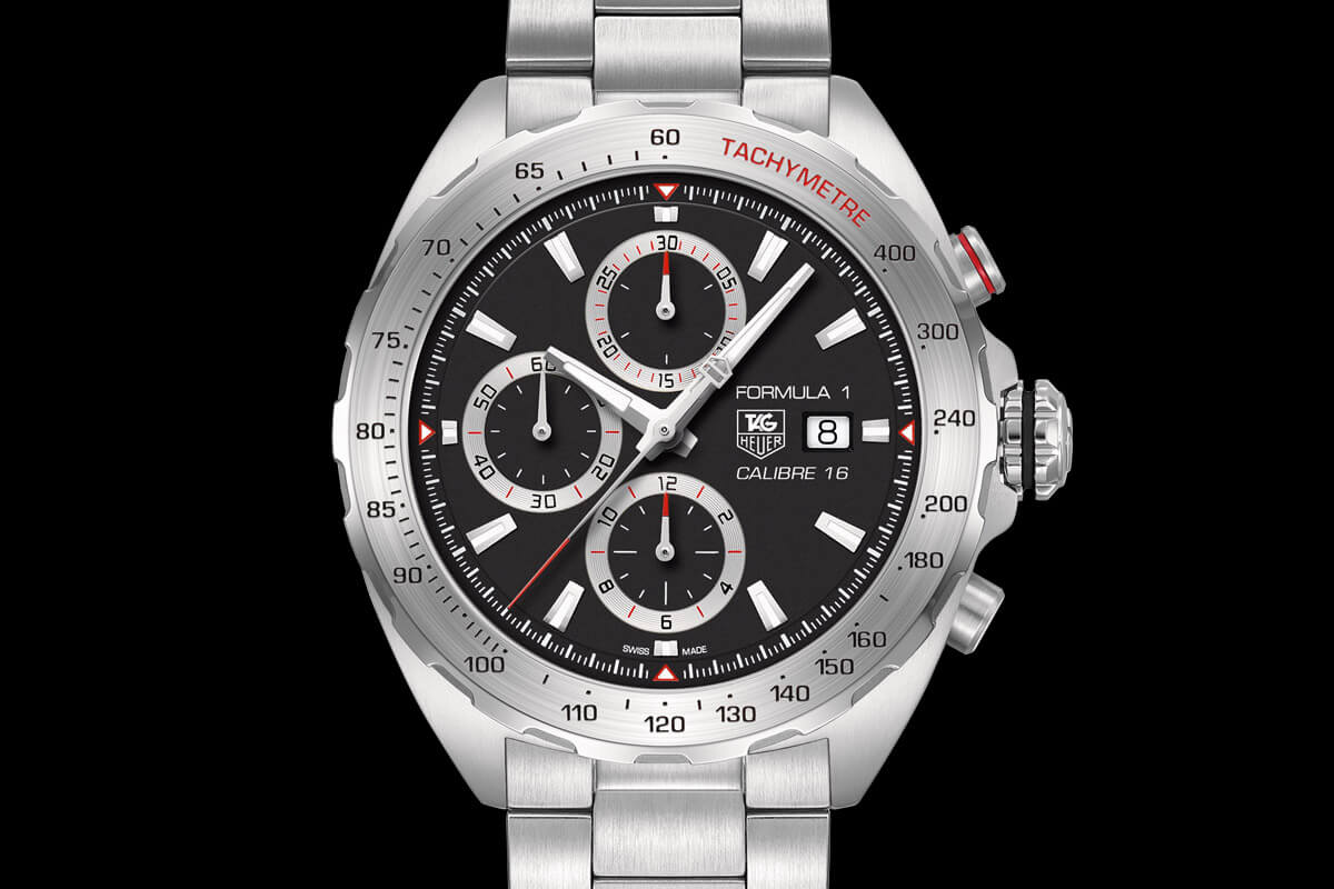 TAG Heuer Formula 1 Calibre 16 Chronograph