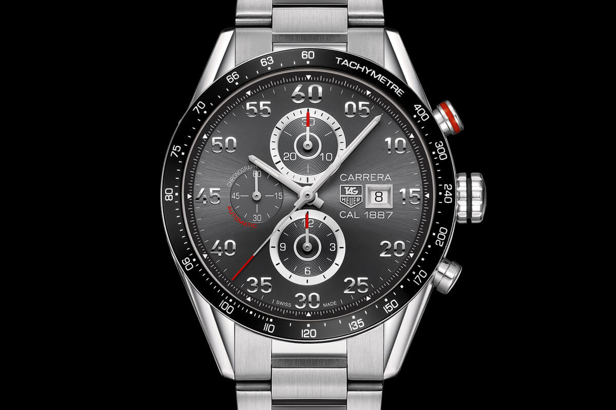5b8e7878e6c Buying Guide: 5 Affordable TAG Heuer Watches for New Collectors ...