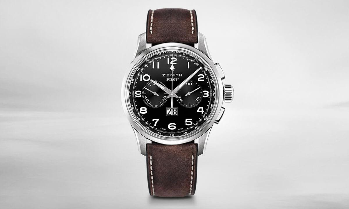 Zenith El Primero Pilot Big Date Special Chronograph