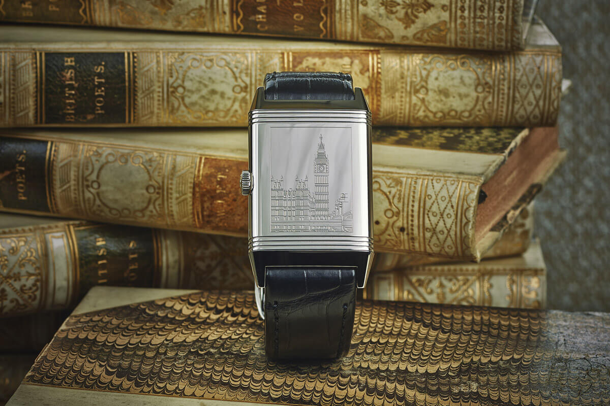 jaeger-lecoultre grande reverso 1931 Ultra thin special edition london flagship - 3