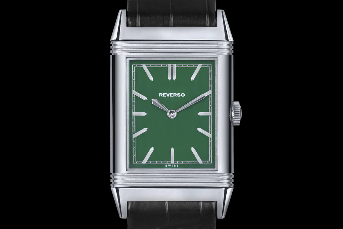 jaeger-lecoultre grande reverso 1931 Ultra thin special edition london flagship - 4