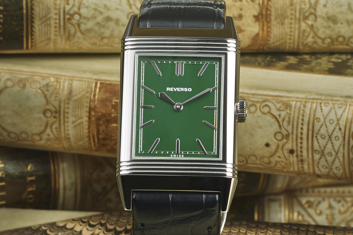 jaeger-lecoultre grande reverso 1931 Ultra thin special edition london flagship - 5