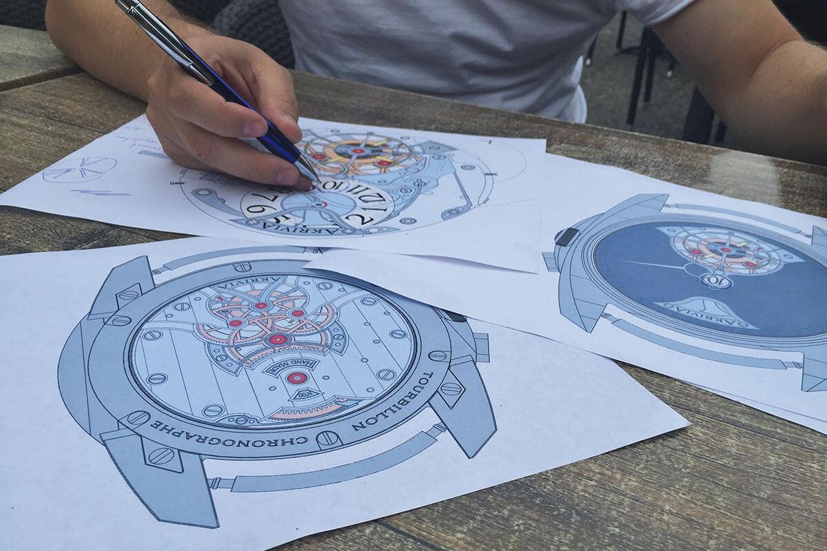 AkriviA_Tourbillon_Chiming_Jump_Hour_Rexhep_Rexhepi_Drawings_1