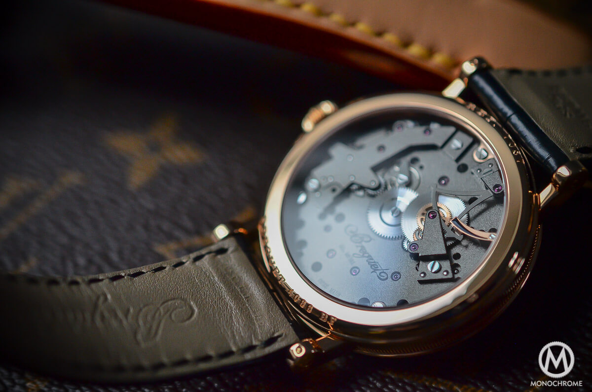 Breguet Tradition 7057 40mm pink gold - 1