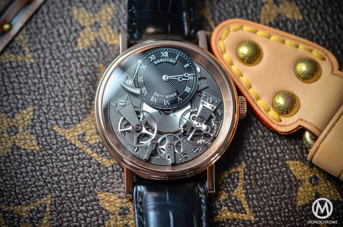 Breguet Tradition 7057 40mm pink gold - 10