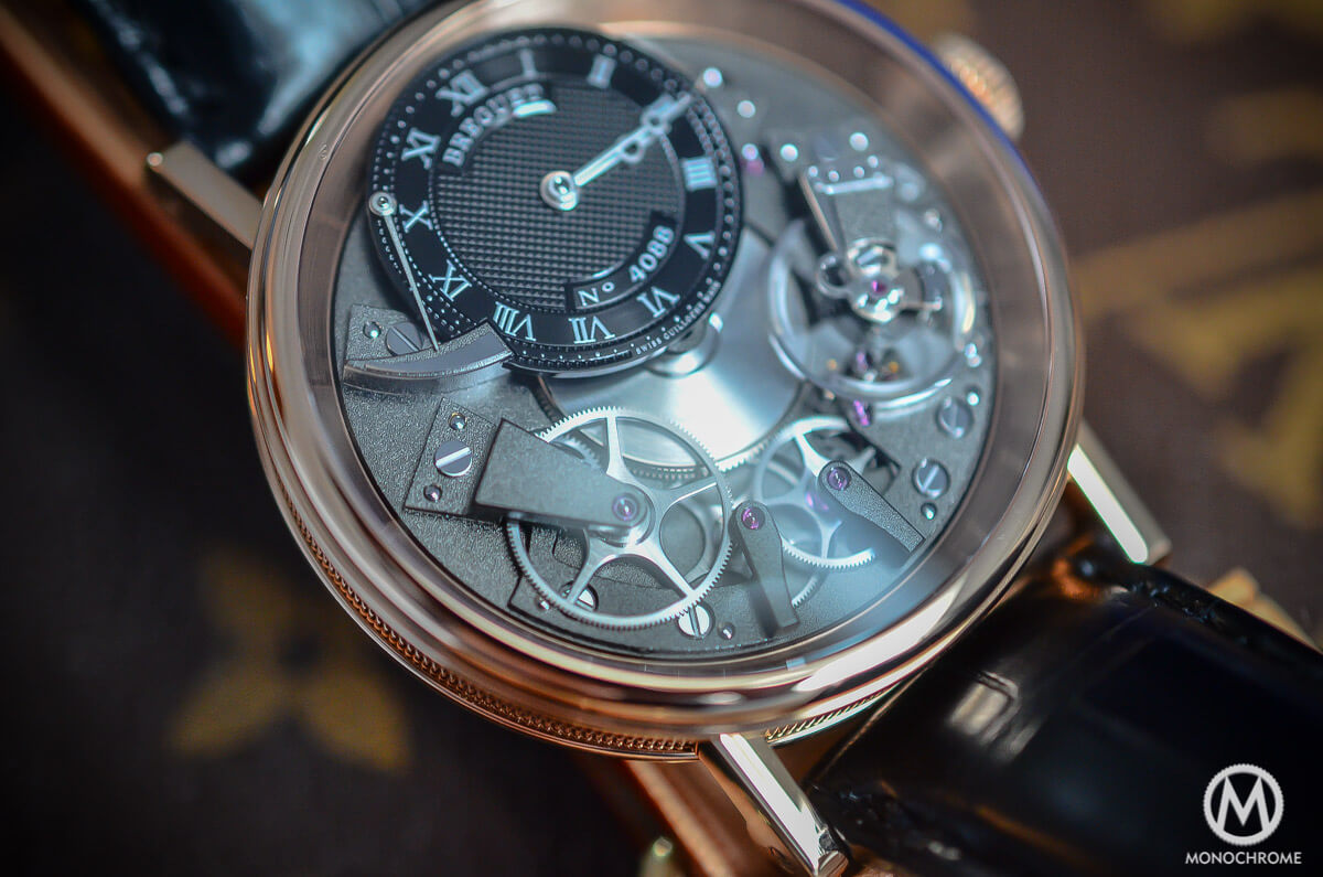 Breguet Tradition 7057 40mm pink gold - 11