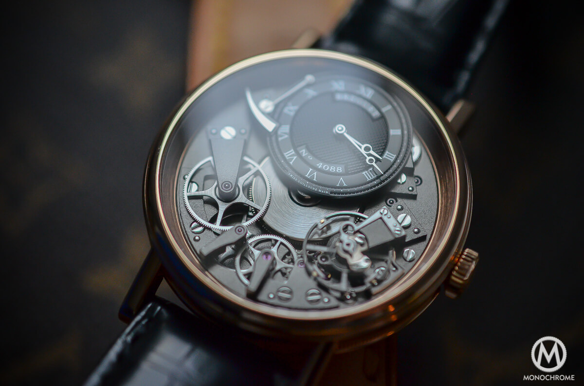 Breguet Tradition 7057 40mm pink gold - 12