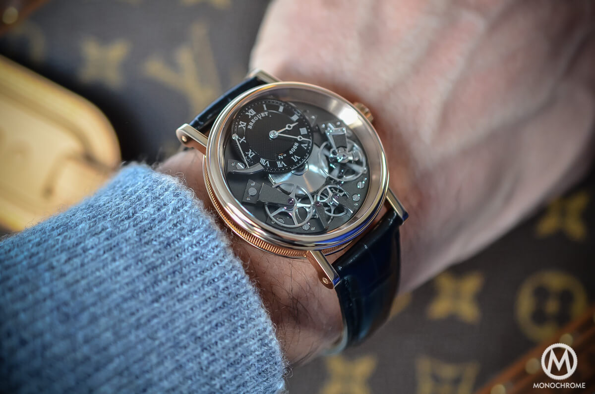 Breguet Tradition 7057 40mm pink gold - 14