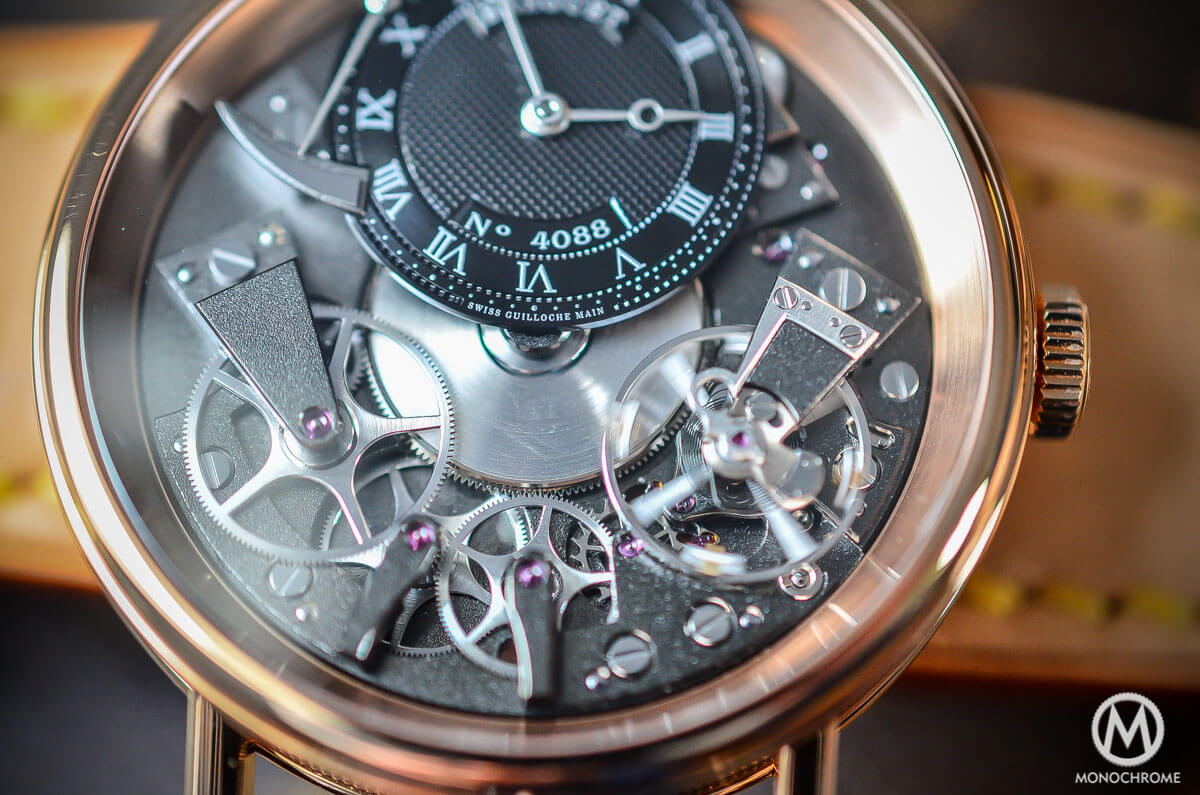 Breguet Tradition 7057 40mm pink gold - 2