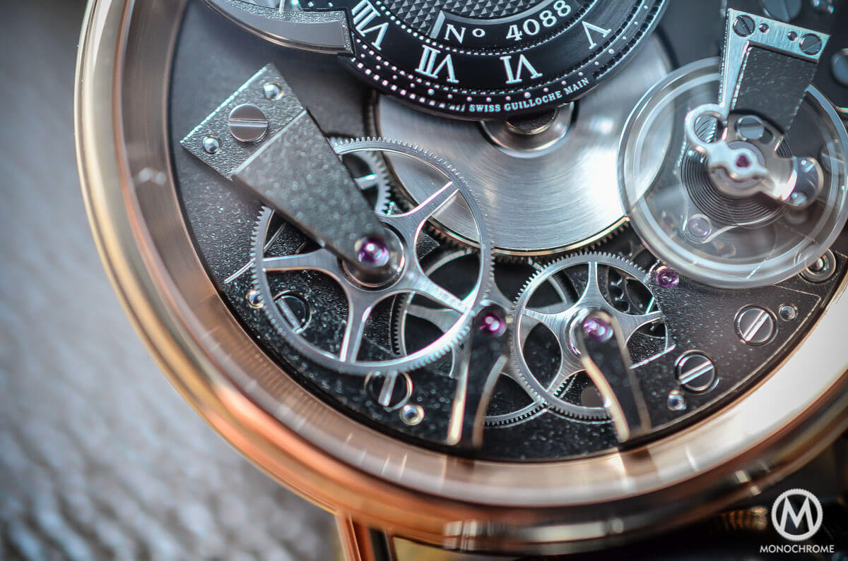 Breguet Tradition 7057 40mm pink gold - 5