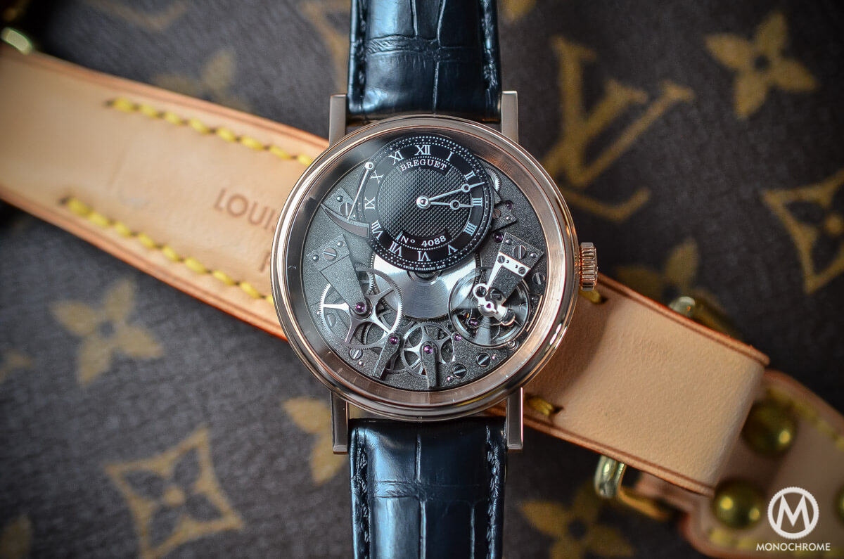 Breguet Tradition 7057 40mm pink gold - 6