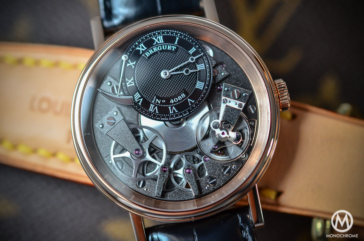 Breguet Tradition 7057 40mm pink gold - 7