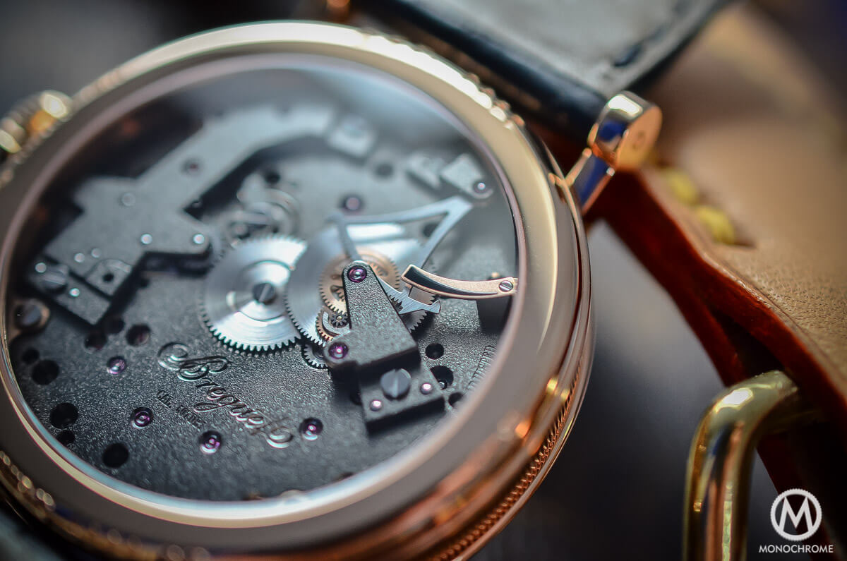 Breguet Tradition 7057 40mm pink gold - 8
