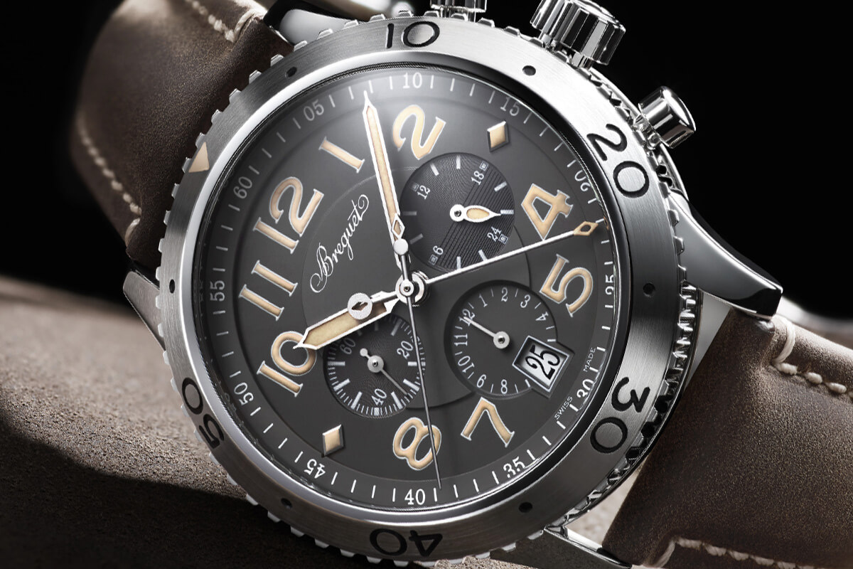 Breguet Type XXI Platinum 3813 Only Watch 2015 - 1