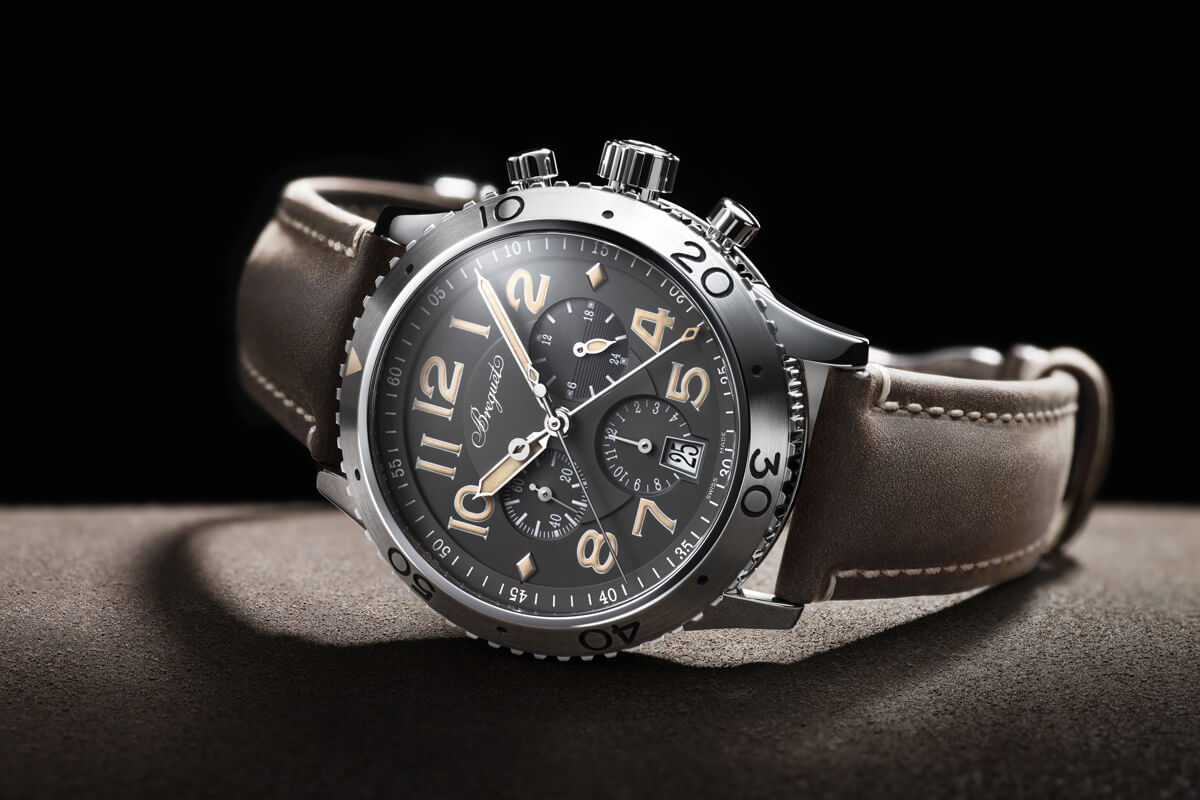 Breguet Type XXI Platinum 3813 Only Watch 2015 - 3