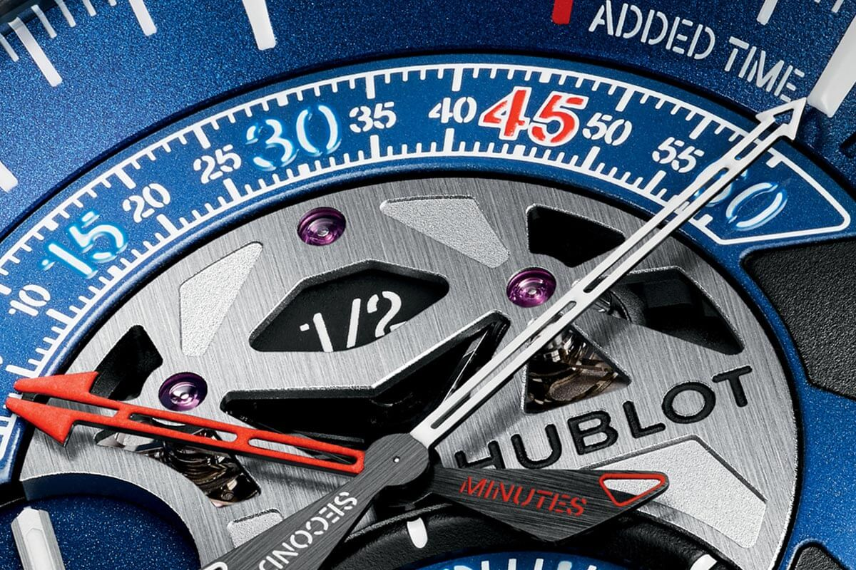 Hublot Big Bang Unico Bi-retrograde Paris-Saint-Germain
