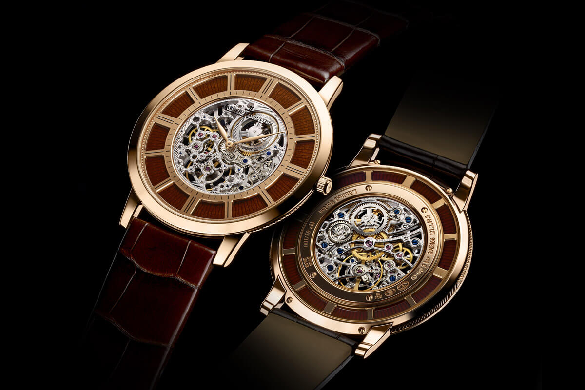 Jaeger-LeCoultre Master Ultra Thin Squelette - 1