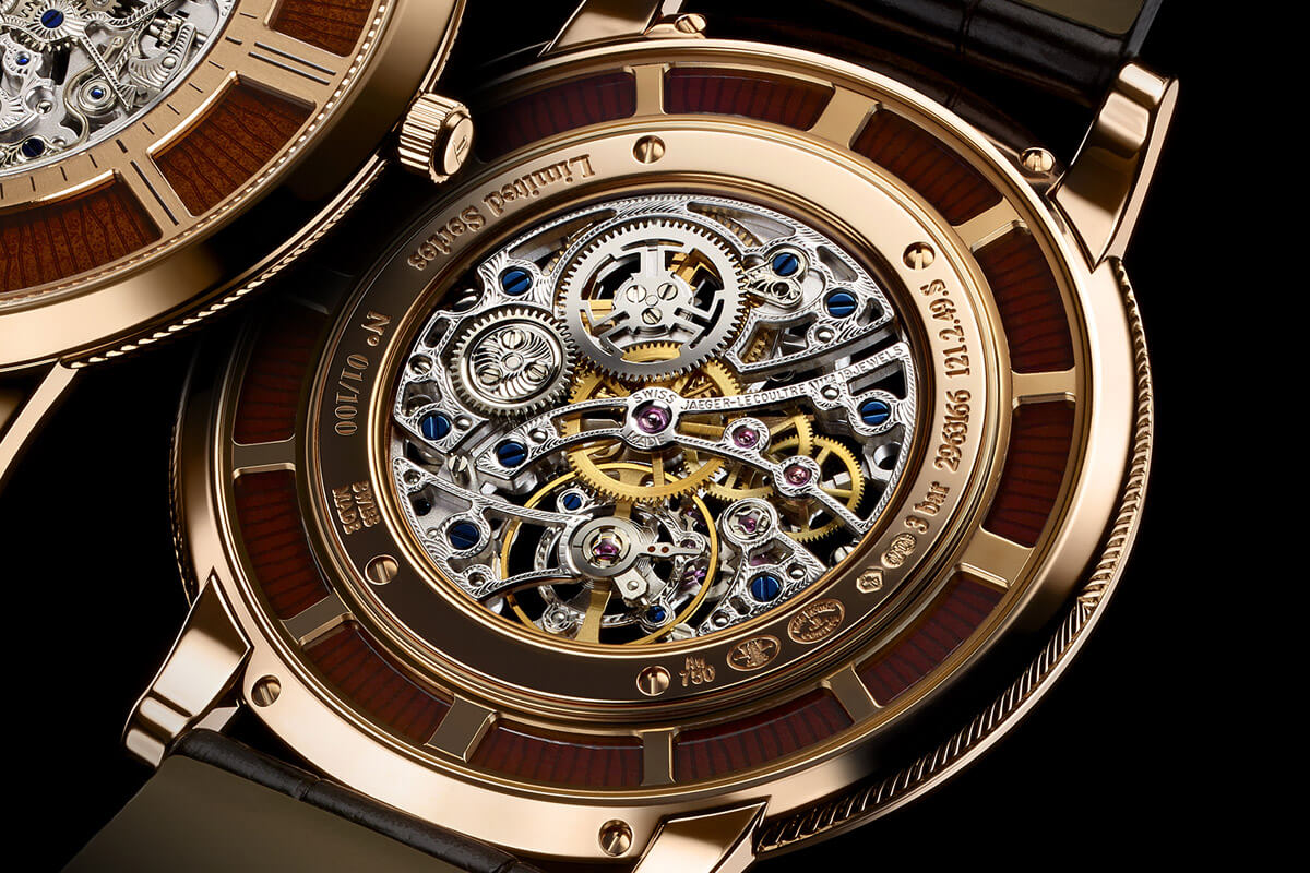 Jaeger-LeCoultre Master Ultra Thin Squelette - 3