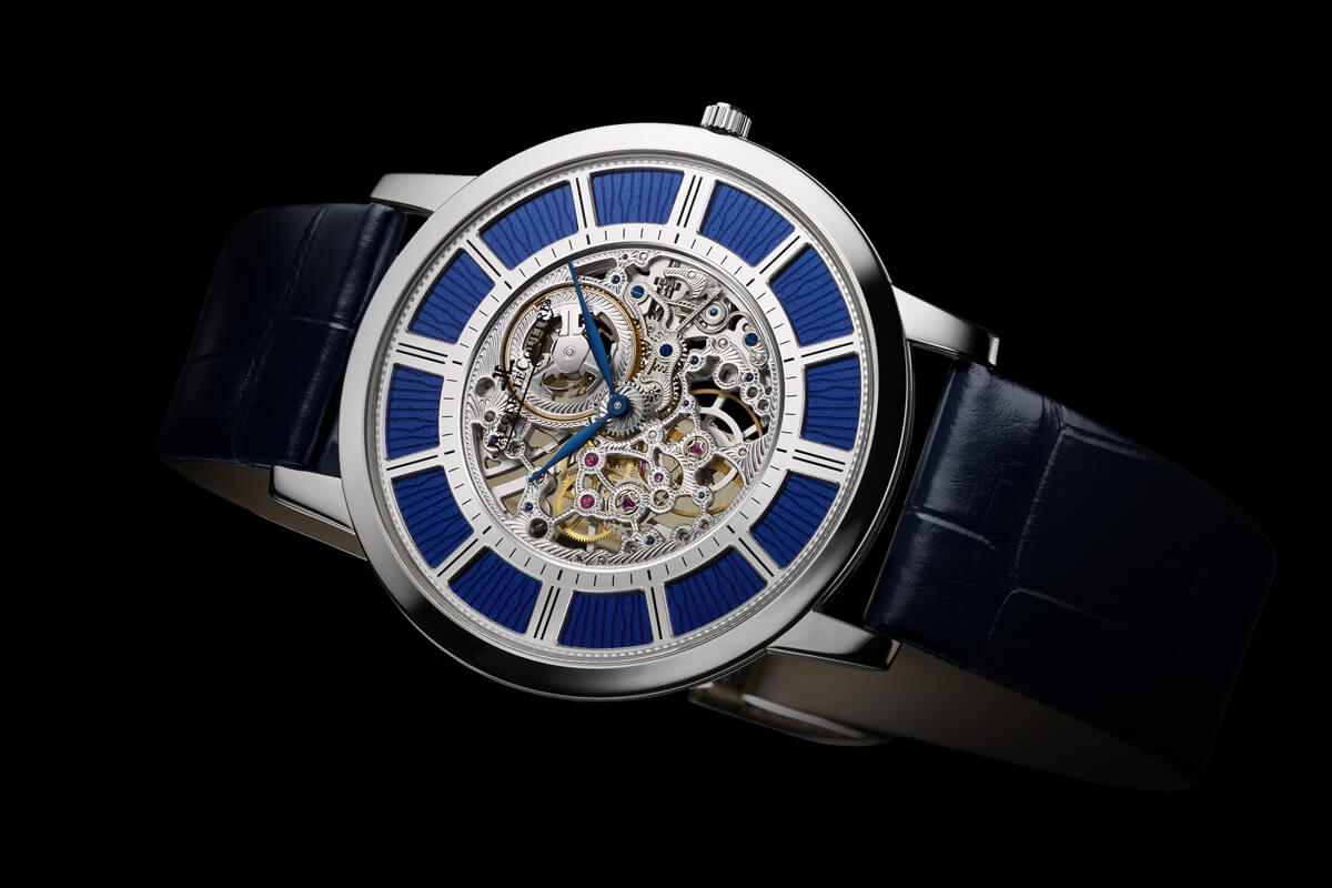 Jaeger-LeCoultre Master Ultra Thin Squelette - 4