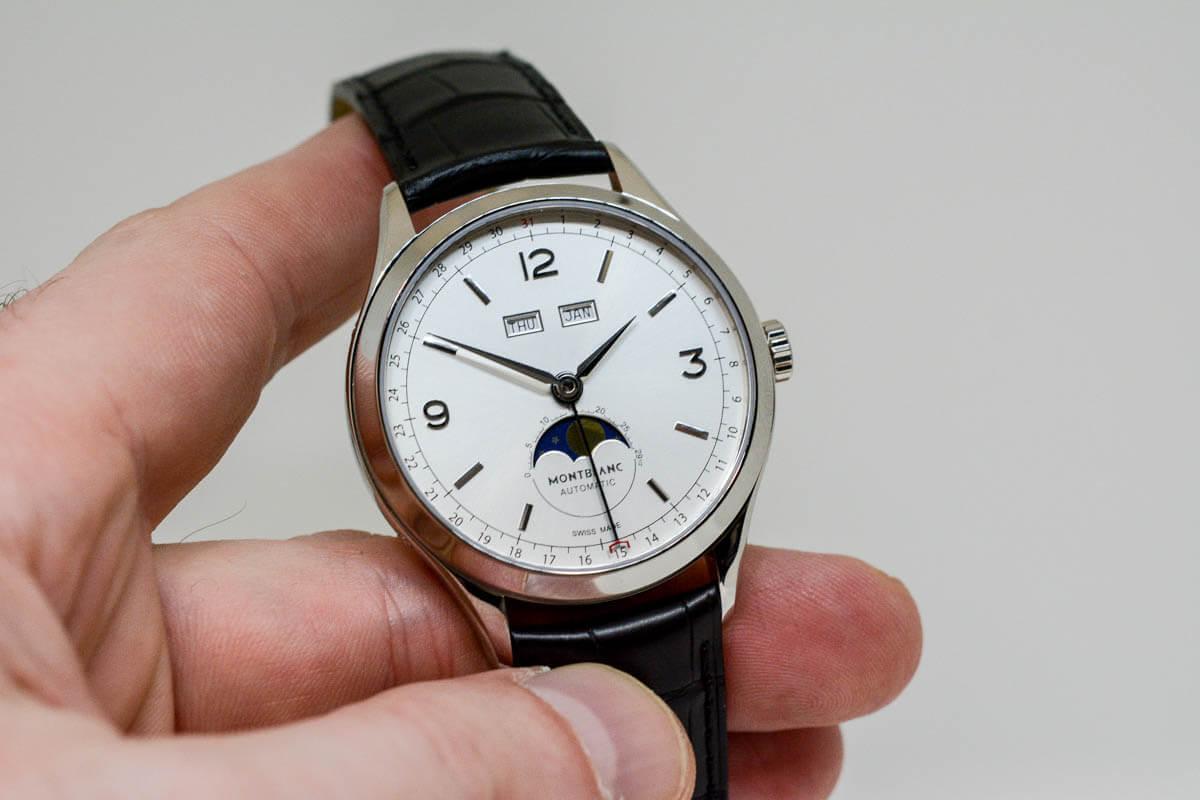 Montblanc Heritage Chronometrie Quantieme Complet