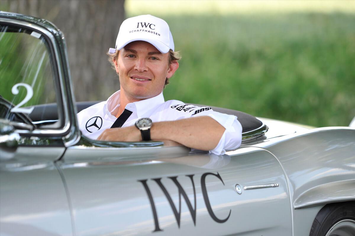 Nico Rosberg IWC