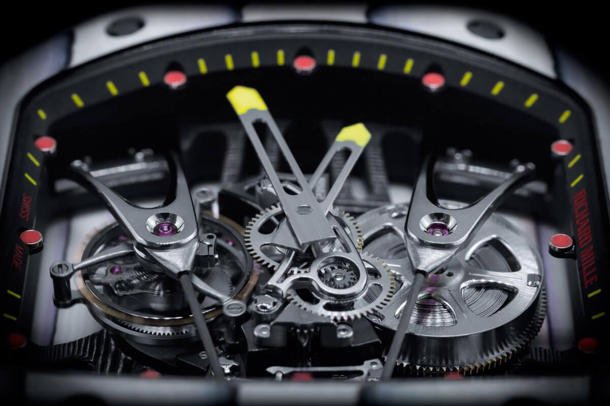 Richard Mille RM 27-02 Tourbillon Rafael Nadal Only Watch 2015 - 1