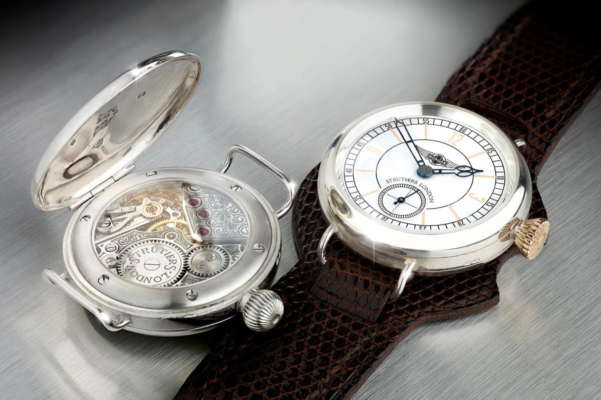 Struthers Morgan Watch