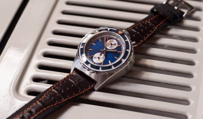 Stuckx Watches Bullhead Chronograph - 2