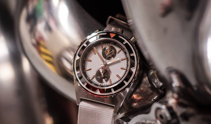 Stuckx Watches Bullhead Chronograph - 5